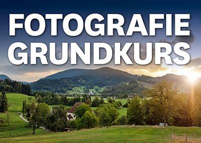Fotografie Grundkurs im Dreisamtal