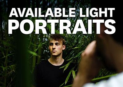 Available Light Portraits