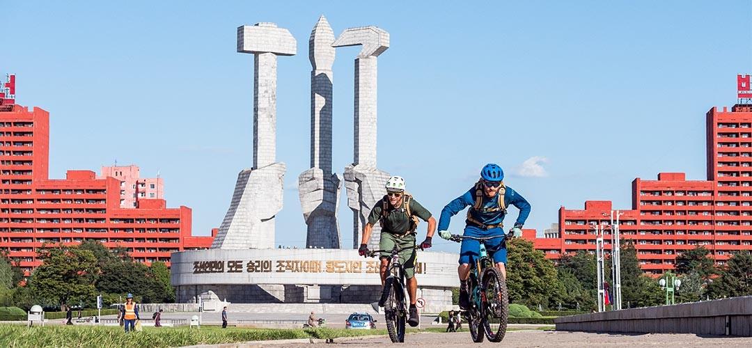 Nordkorea Foto: Dan Milner