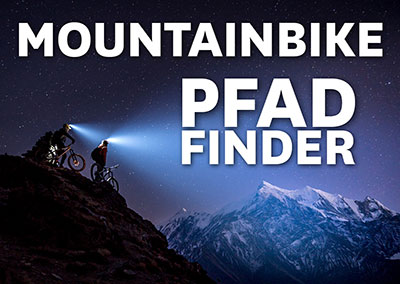 PFAD-FINDER MOUNTAINBIKE