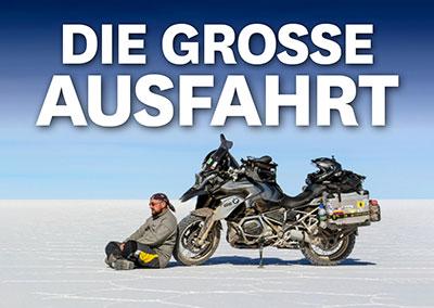 DIE GROSSE AUSFAHRT