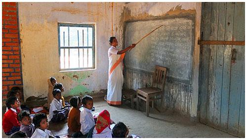 analphabeten indien statistik