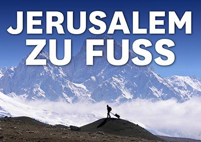 JERUSALEM ZU FUSS