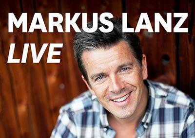 MARKUS LANZ LIVE
