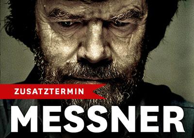 REINHOLD MESSNER Zusatztermin