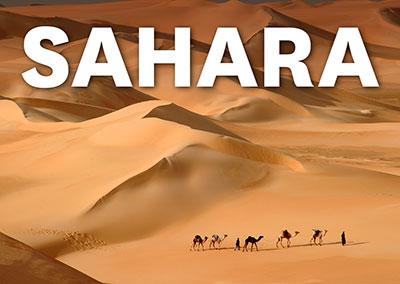 ABENTEUER SAHARA