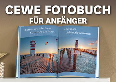 CEWE Fotobuch für Anfänger