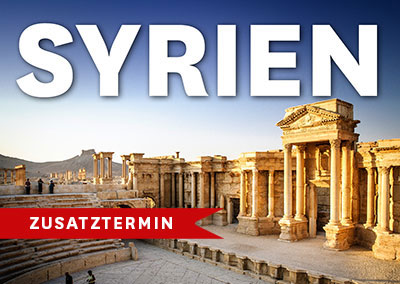 SYRIEN Zusatztermin